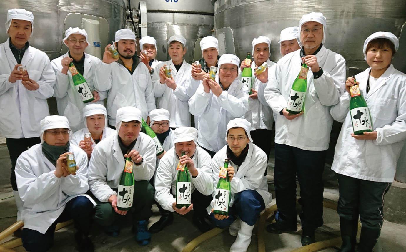 加藤嘉八郎酒造株式会社